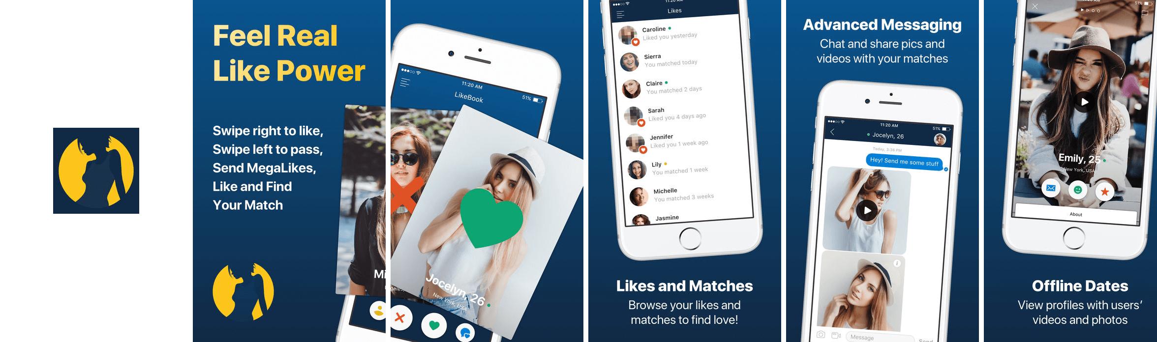 IAmNaughty – Like and Match