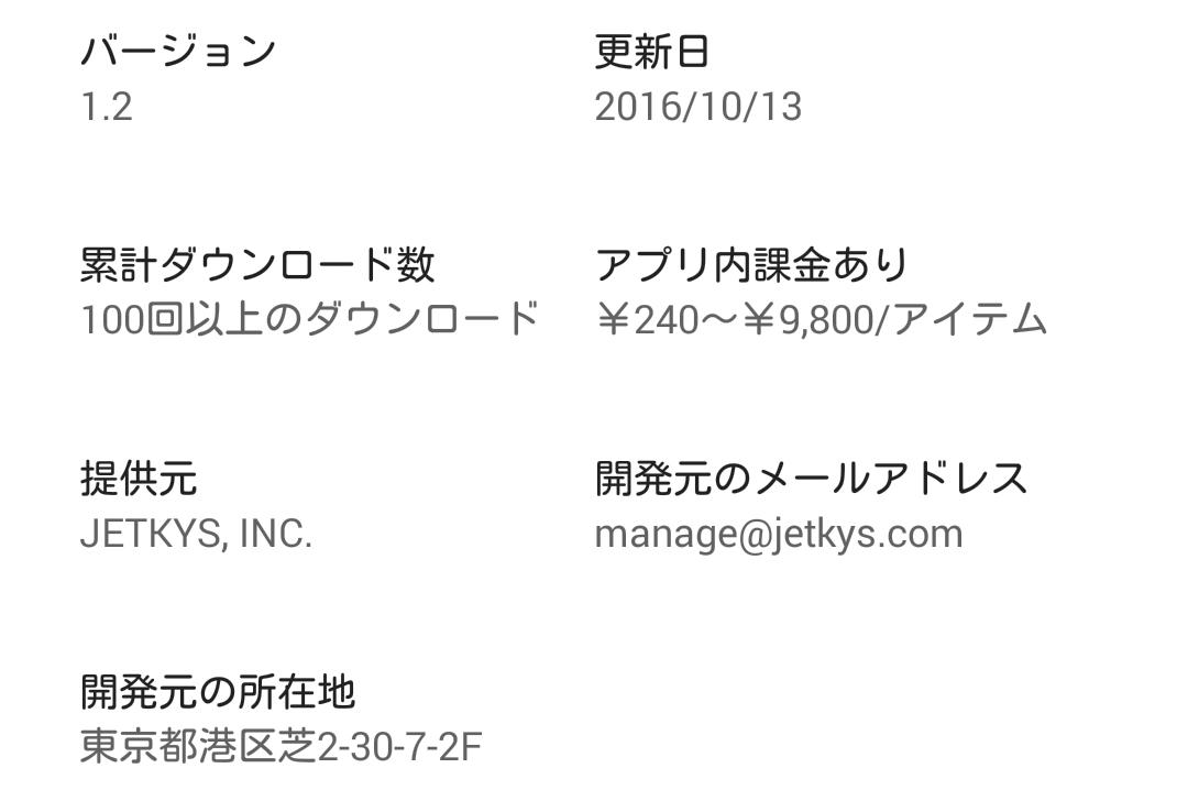 サリエントの運営会社情報